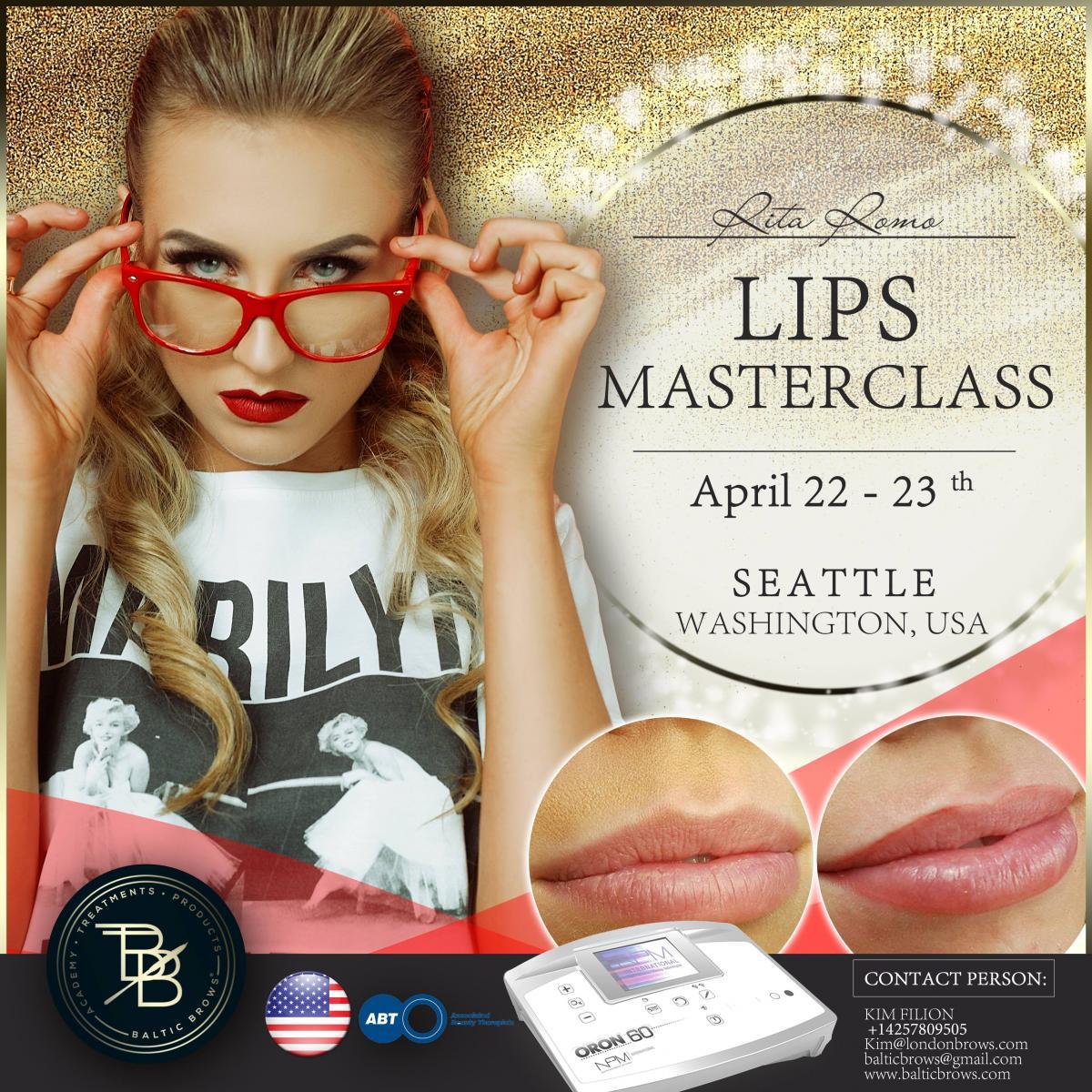 3D lips machine