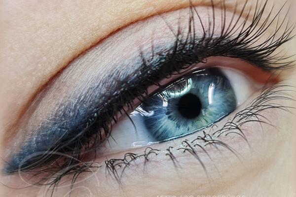 Butterfly eyeshadow