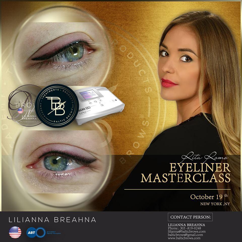 Eyeliner masterclass