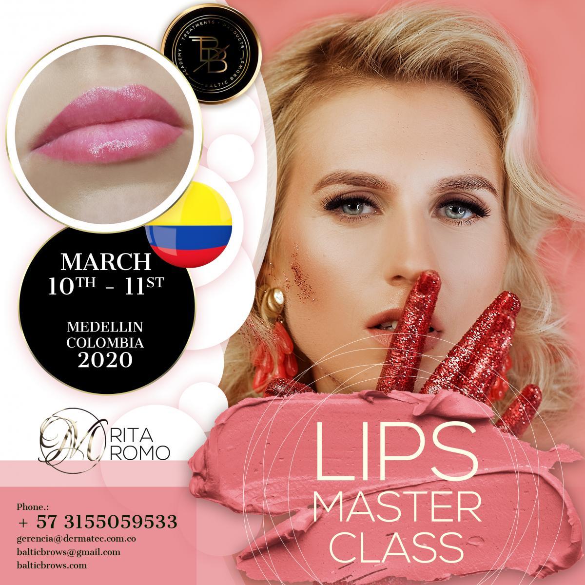 Lips masterclass