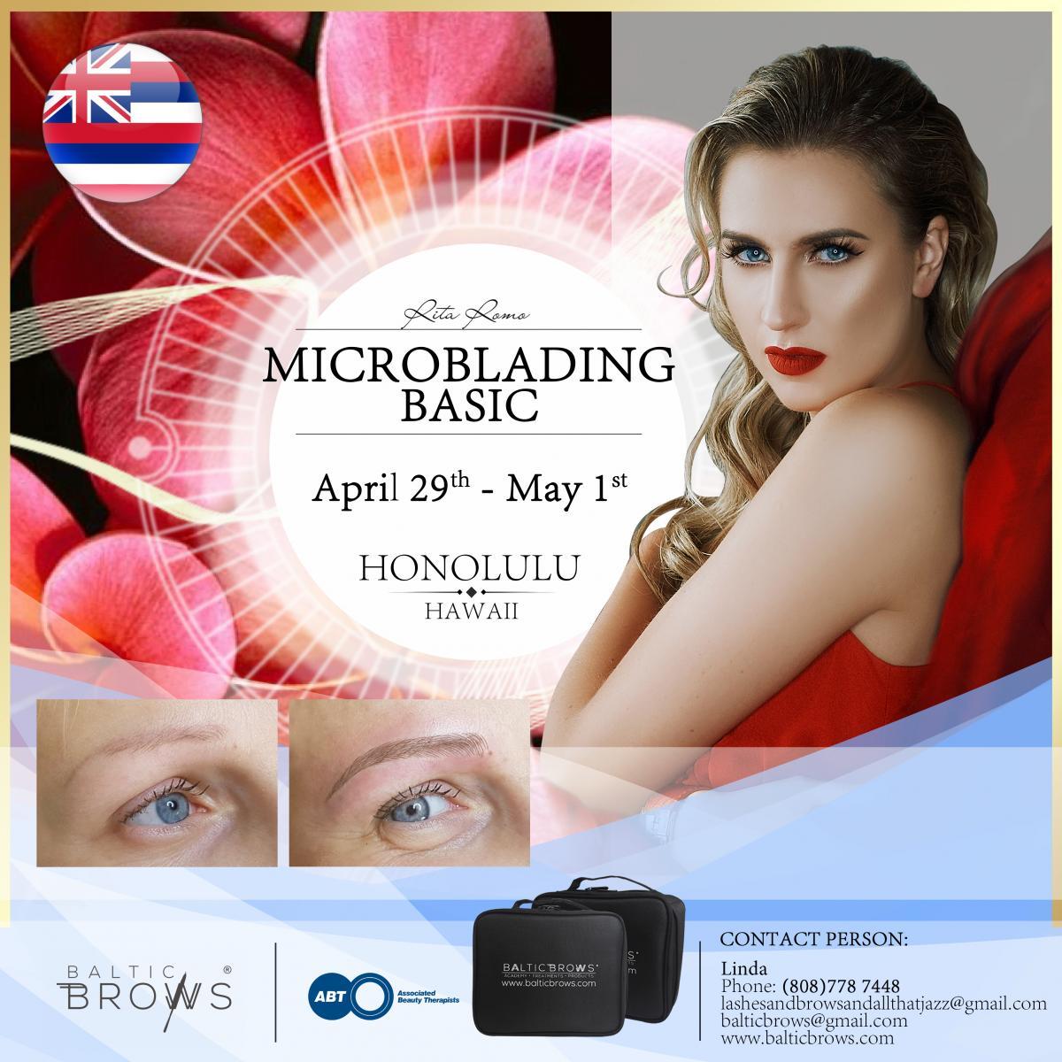 Microblading 6D eyebrows
