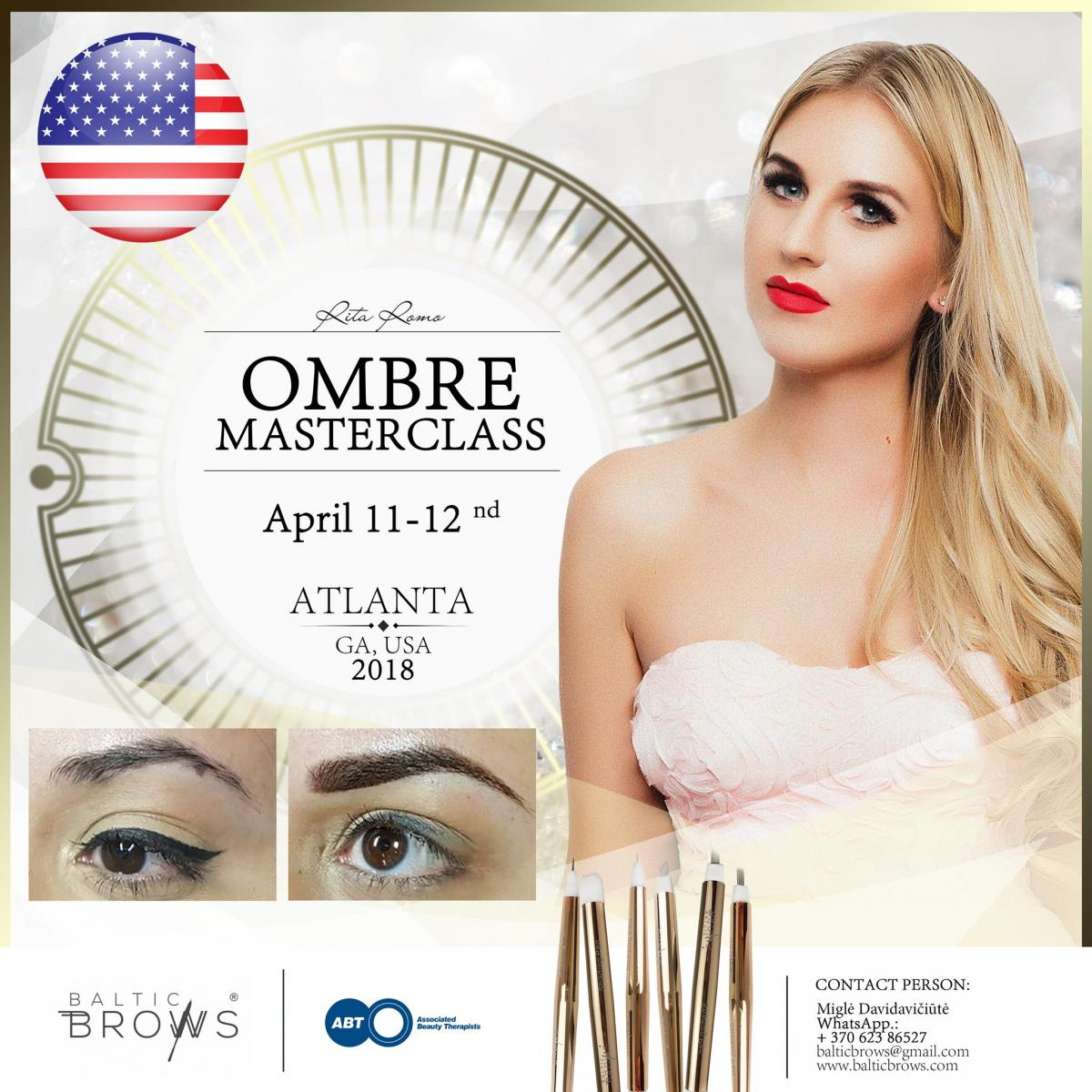 Ombre brows manual