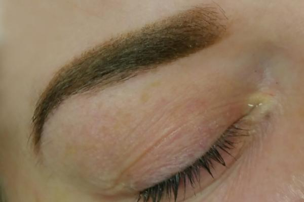 Ombre brows manual & machine