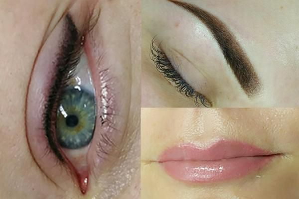 Permanent makeup basics