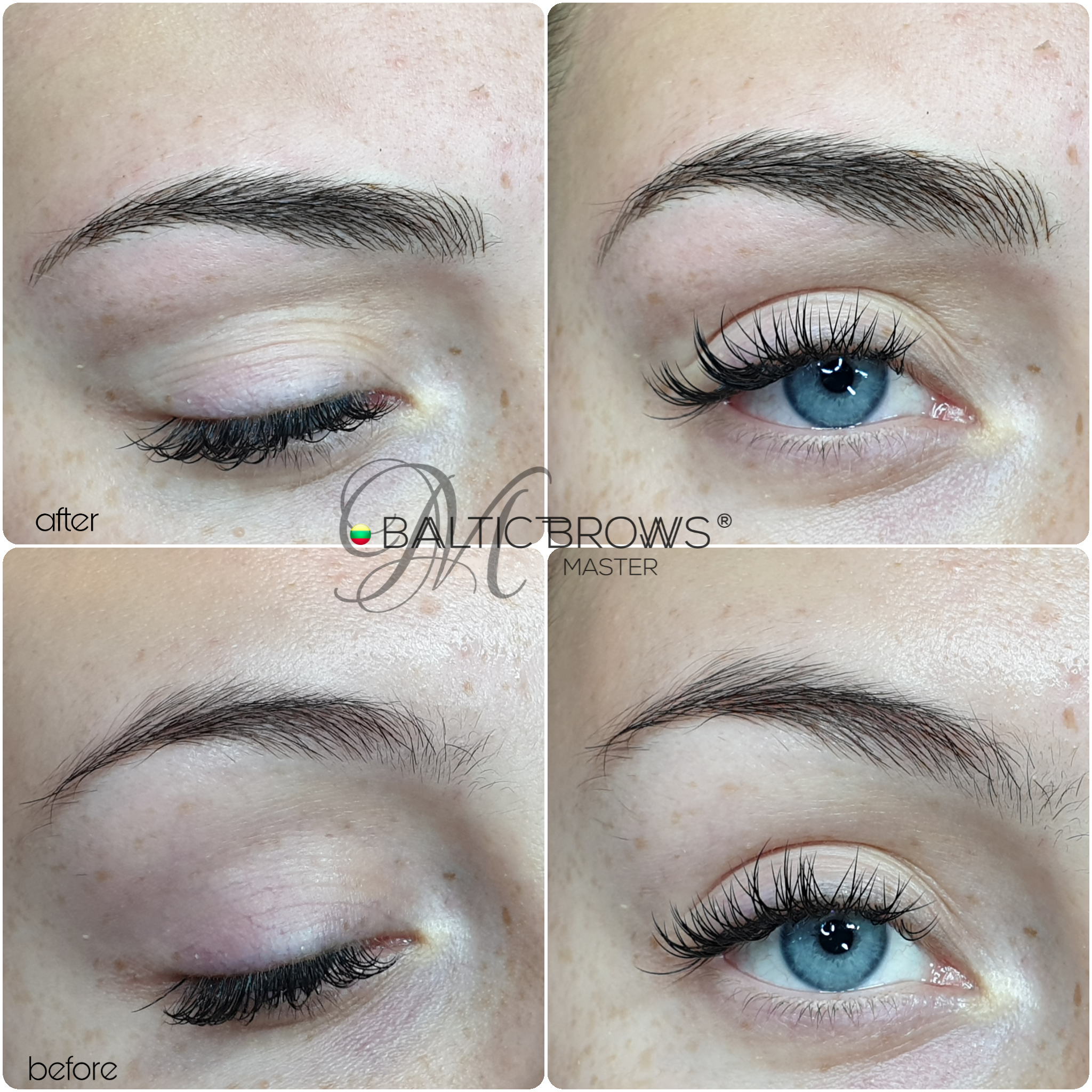 Microblading 6D Brows - Balticbrows
