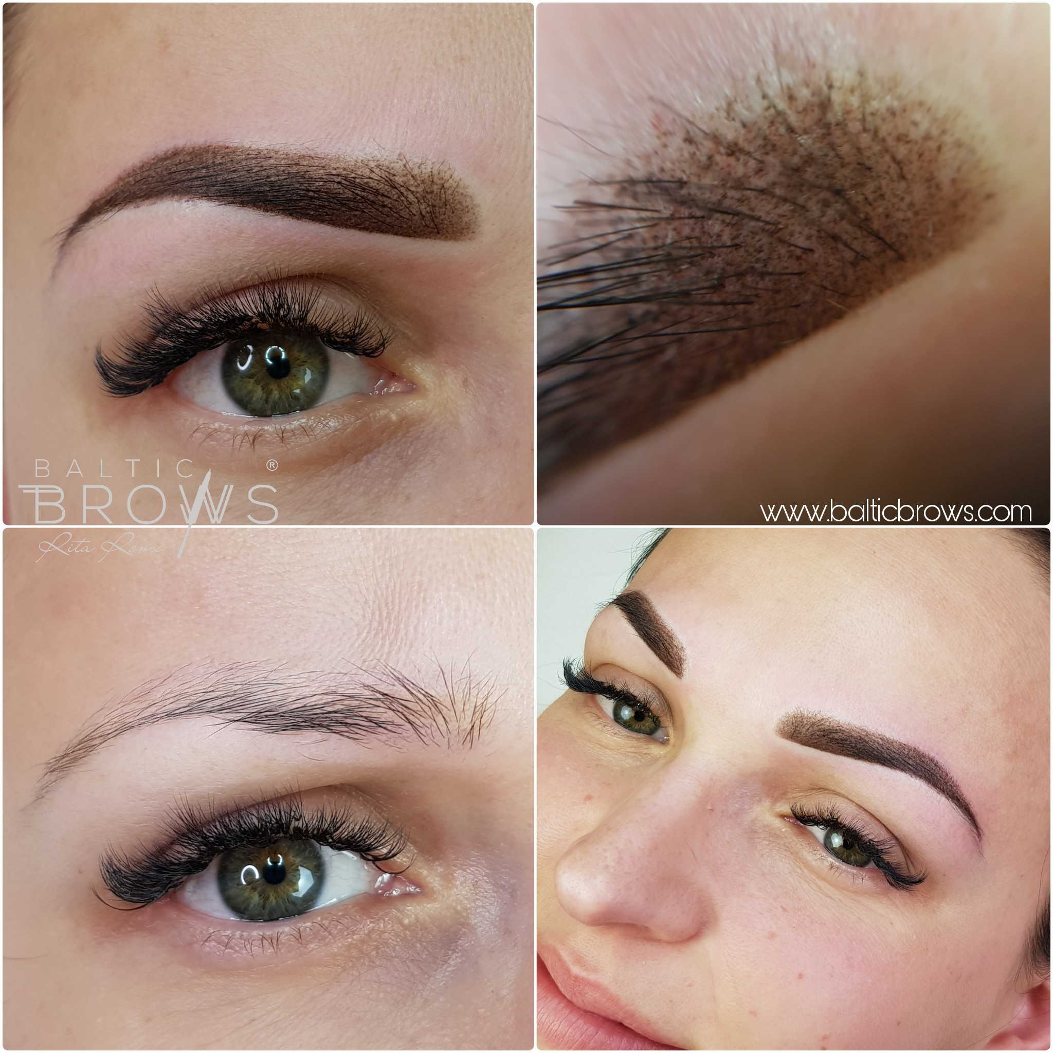 Ombre brows machine - Balticbrows