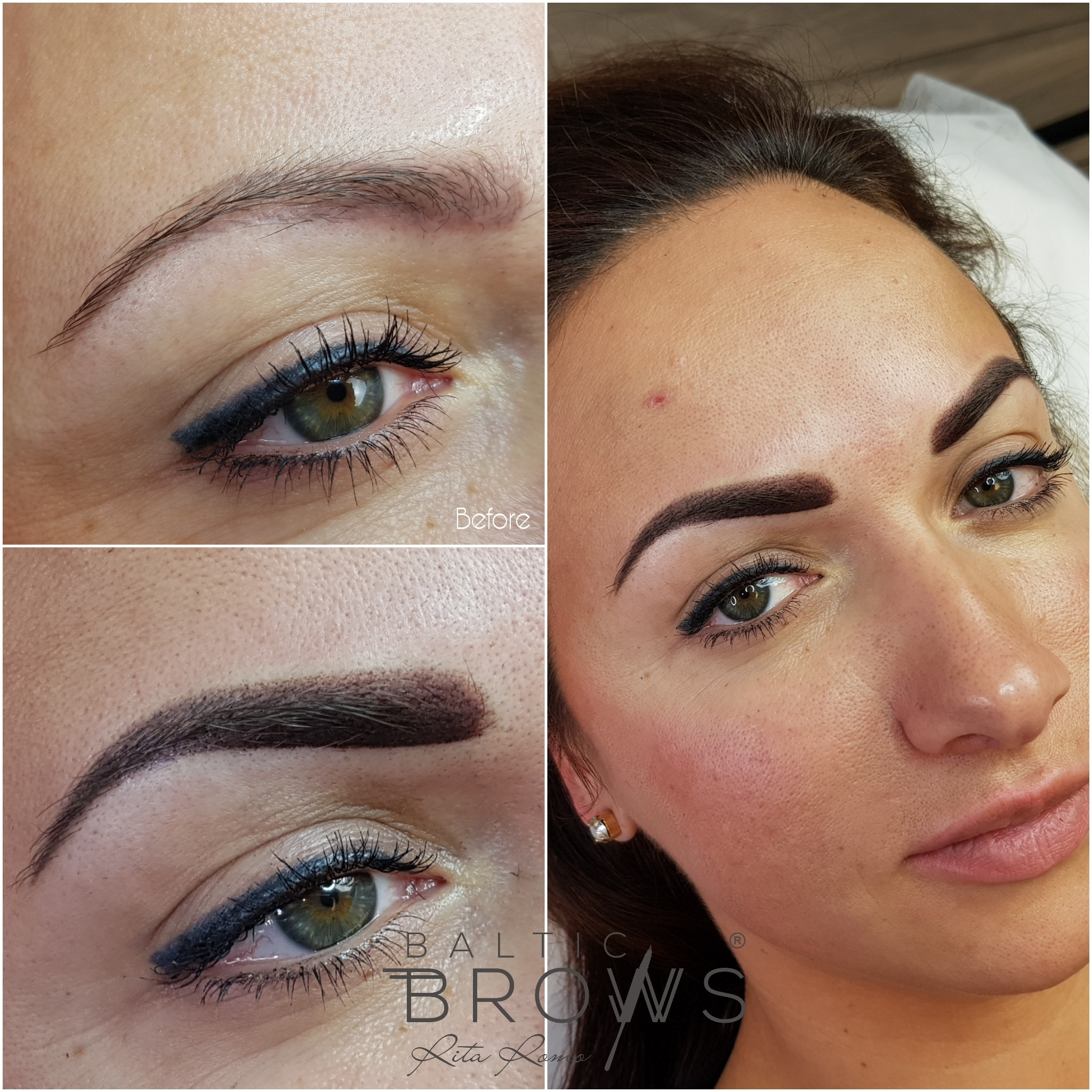 Ombre brows manual - Balticbrows