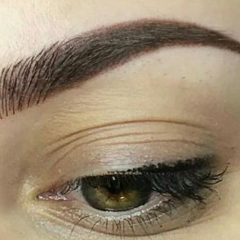 Hybrid Ombre brows