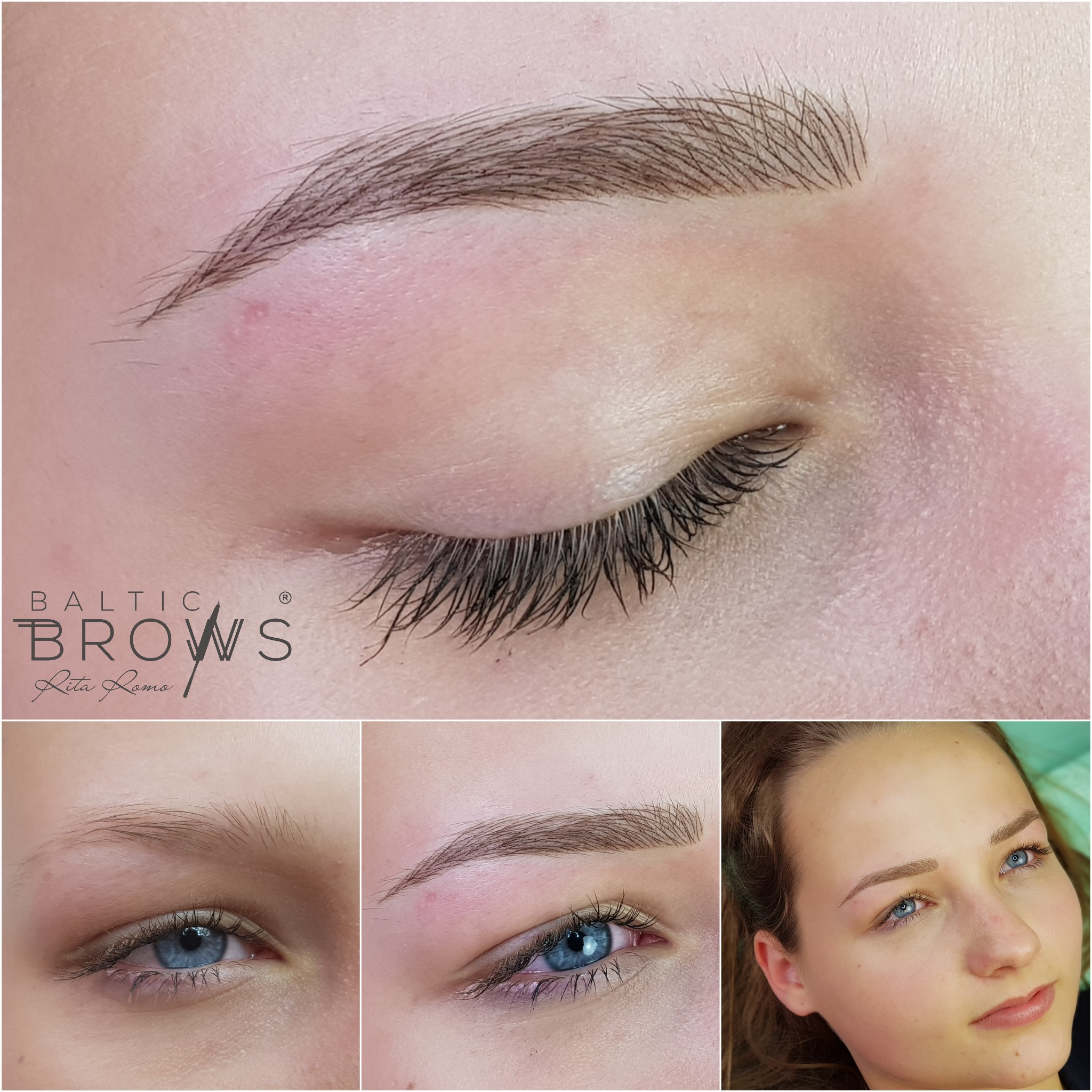 Microblading Eyebrows Balticbrows